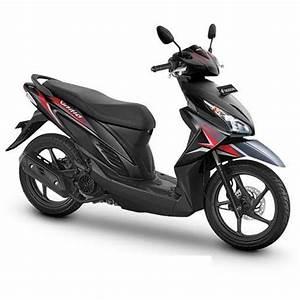 Jual Motor Honda Vario 110 Esp Cbs Estilo Black