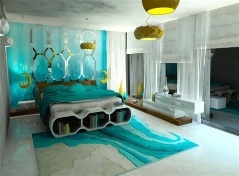 Decorating Ideas For Turquoise Bedroom by Turquoise Room Decorations Colors Of Nature Aqua Exoticness
