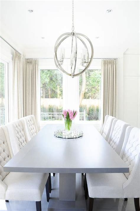 dining table with grey chairs gray dining table white chairs design ideas