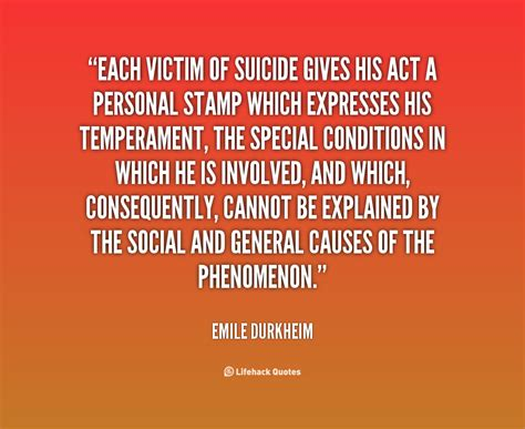 Quotes By Emile Durkheim Quotes Quotesgram