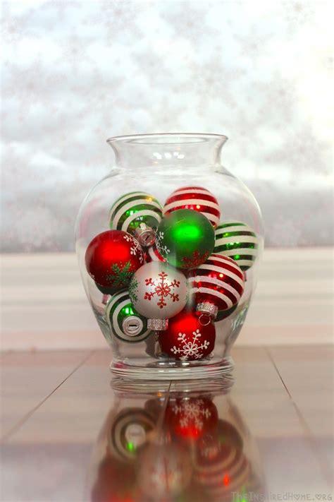 Vase Dekorieren Weihnachten by 6 Vase Fillers Decorations