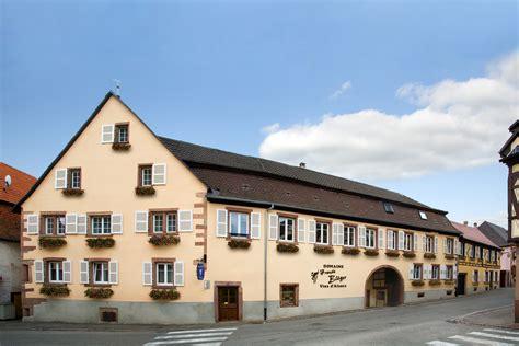 En Alsace Chambres D'hôtes Et Vins Du Domaine Bléger