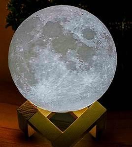 Led Light Bulb Symbol Luna Moon Lamp Luna Vibe