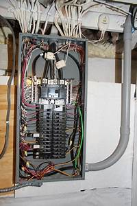 Residential Panel Box Wiring Diagrams