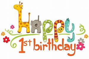 1st birthday, First Birthday wording background #8199
