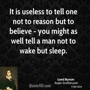 Lord Byron Quot... Lord Byron Sleep Quotes
