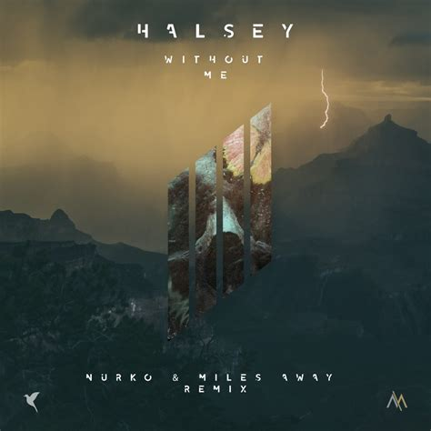 """Nurko & Miles Away Team Up On Remix Of Halsey's """"without Me"""""""