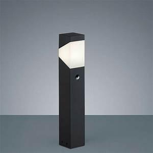 Stehlampe Mit Bewegungsmelder : gartenlampe als stehlampe mit bewegungssensor ~ Orissabook.com Haus und Dekorationen