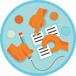 Collaboration Icon Transparent Pngkey