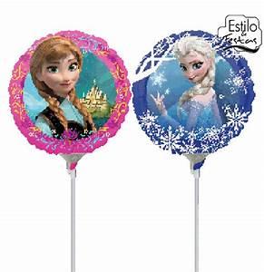 Balão Disney Princesas Frozen Balão Frozen Bexiga Frozen