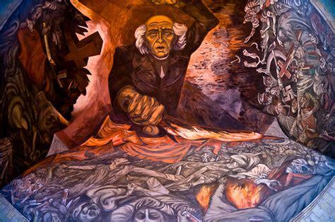 jose clemente orozco murales universidad de guadalajara comienza restauraci 243 n de mural de jos 233 clemente orozco