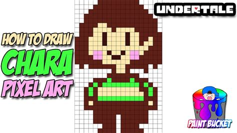 How To Draw Chara (undertale)