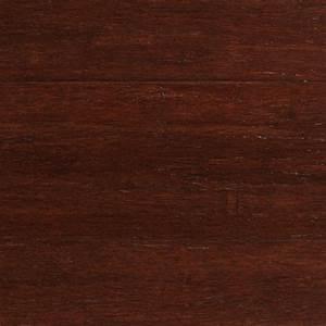 Home Decorators Collection Strand Woven Dark Mahogany 12