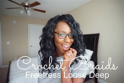 Crochet Braids With Freetress Loose Deep I Xpress Your