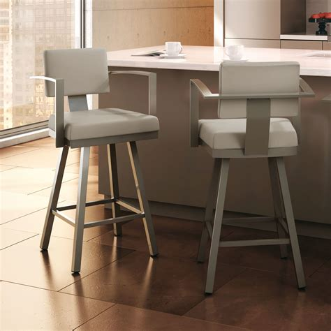 Swivel Bar Stools With Back : Cabinet Hardware Room