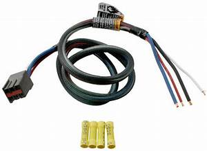 Tow Ready Wiring Adapter For Electric Brake Controllers