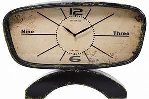 Horloge Pas Cher : horloge a poser design maison design ~ Teatrodelosmanantiales.com Idées de Décoration
