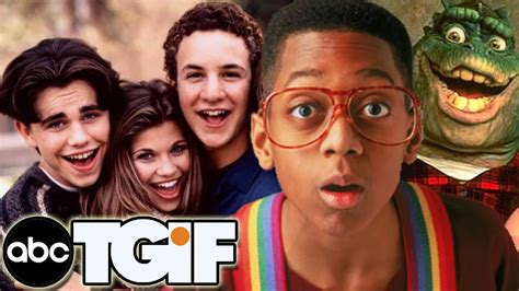 top 10 tgif shows youtube