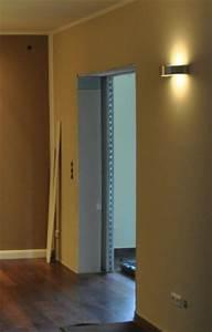Schiebetür Vor Der Wand Laufend Preis : offene k che schiebet r zwischen k che esszimmer wohnzimmer kosten erfahrungen hausbau ~ Markanthonyermac.com Haus und Dekorationen