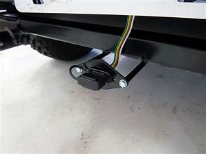 2015 Jeep Wrangler Unlimited Tow Bar Wiring