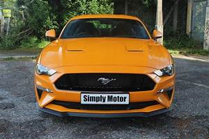 REVIEW - Ford Mustang V8 GT Fastback [2019] – Simply Motor