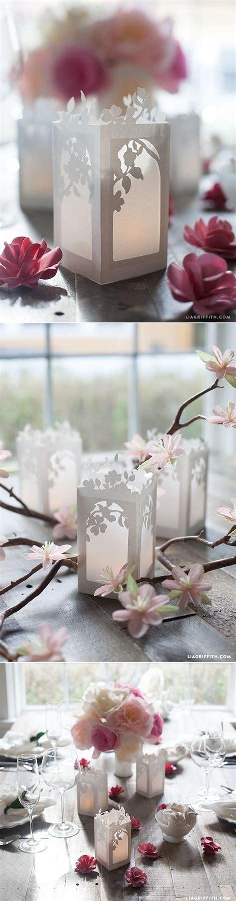diy wedding centerpieces lanterns 20 creative diy wedding ideas for 2016 spring