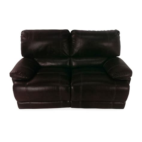 Used Reclining Loveseat by 50 Bobs Furniture Bobs Furniture Reclining Loveseat