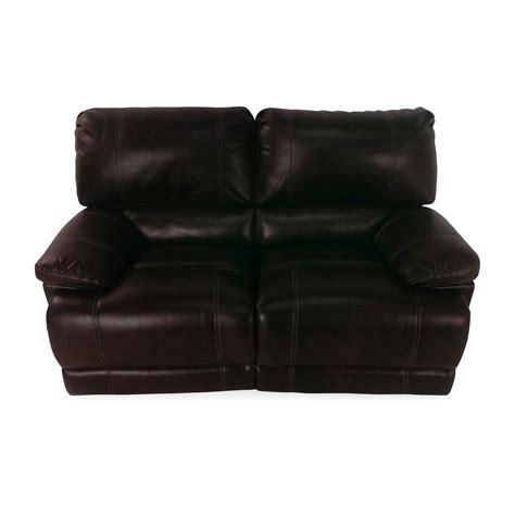 50% OFF  Bobs Furniture Bobs Furniture Reclining Loveseat