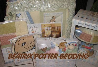 beatrix potter nursery bedding modal title