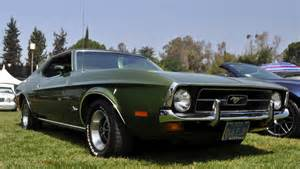1969 Mustang Grande