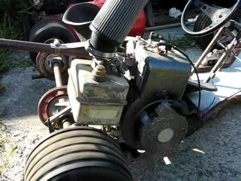 Racing Kart Briggs Youtube