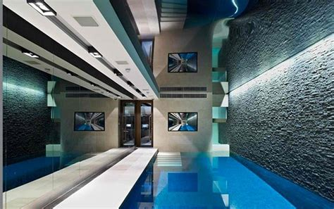 Swimmingpool Im Haus by 15 Modern Swimming Pool Rooms You Ll Envy Home Design Lover