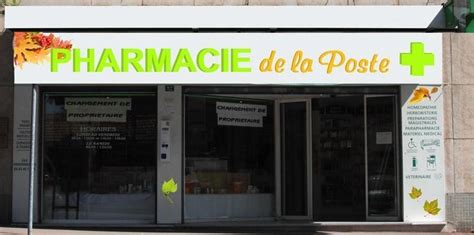 pharmacie de la poste 224 port de bouc sur 1001pharmacies