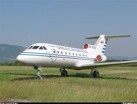 yakovlev design bureau yakovlev yak 40 yakovlev design bureau aviation photo