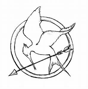 Mocking Jay - Free Coloring Pages