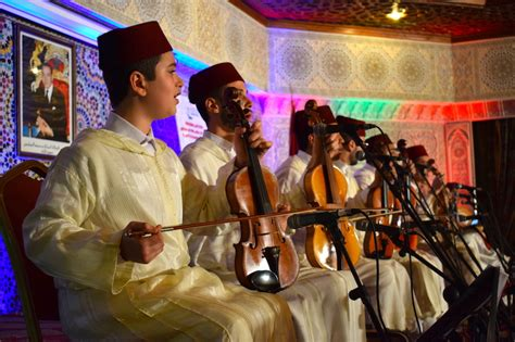 andalusian moroccan festival fez cultures learned things celebrates across annual