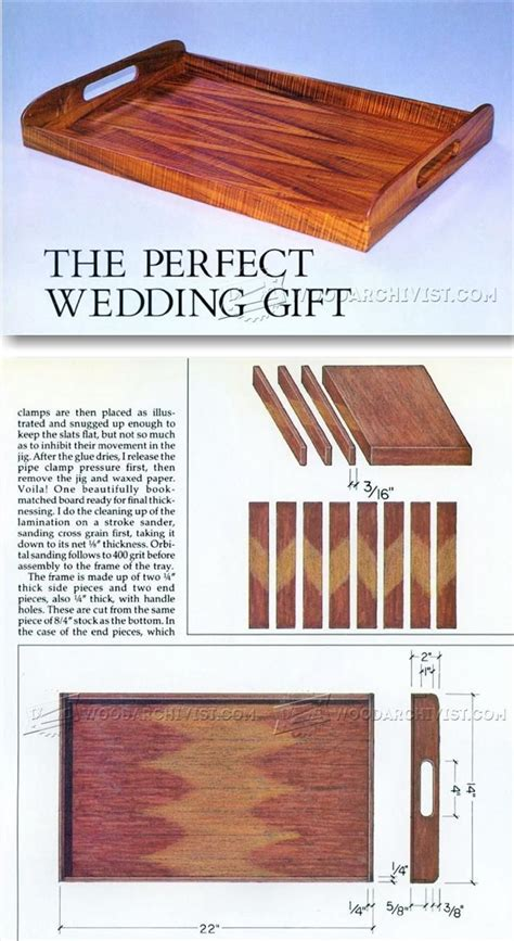 wooden trays ideas   pinterest