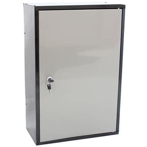 small metal storage cabinet lockable metal garage shed storage cabinet wall unit tool