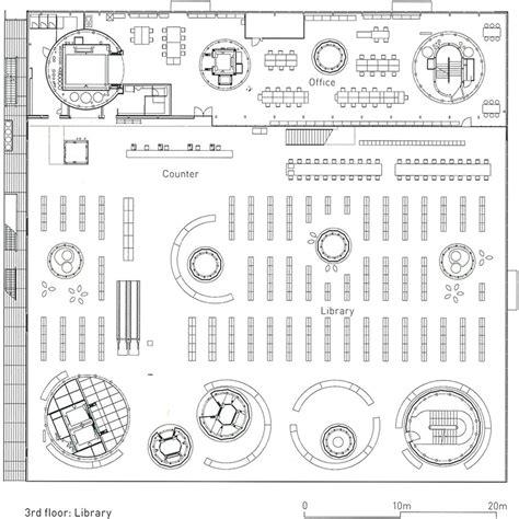 floor plans program sendai mediatheque toyo ito kevin mckitrick kmckitrick s blog