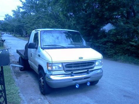 how does cars work 1997 ford econoline e350 engine control sell used 1997 ford e 350 econoline xl cutaway van 2 door 7 3l in huntsville alabama united