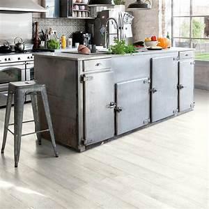Sol Vinyle Cuisine : sol vinyle pour la cuisine comment le choisir marie ~ Farleysfitness.com Idées de Décoration