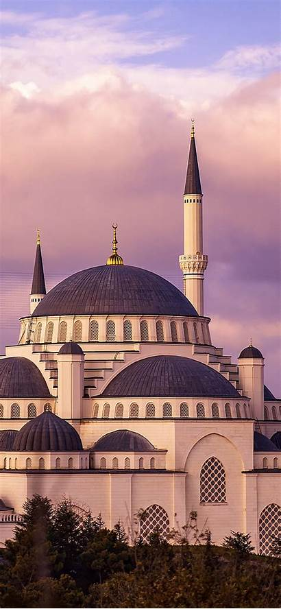 Islamic Wallpapers Iphone Mosque Architecture Masjid Iphone11