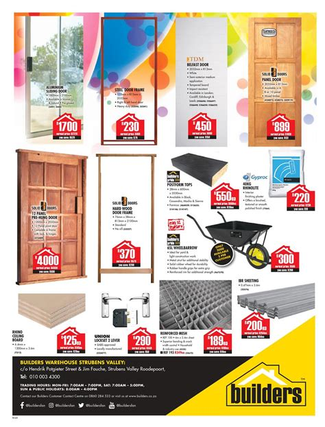 Patio Furniture Johannesburg by Builders Warehouse 1 4 September 2016 Low Prices