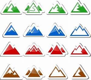Mountain Vector | www.pixshark.com - Images Galleries With ...