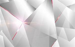 abstract, white, geometry, triangles :: Wallpapers