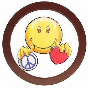 Heart Smiley Face - ClipArt Best