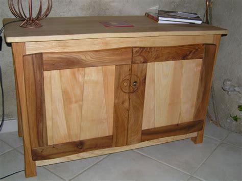 cuisine en bois frene meuble yin yang frêne et orme photo de mobilier