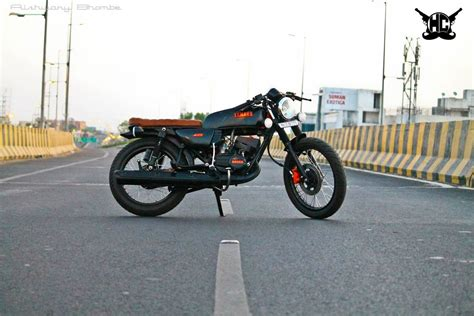 Bike Modification In Dhaka by Cafe Racer Modified Bd Reviewmotors Co