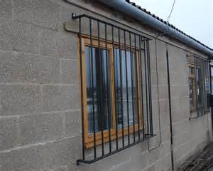 decorative window grill uk