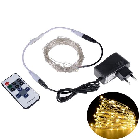 led string lights 5m10m outdoor lights